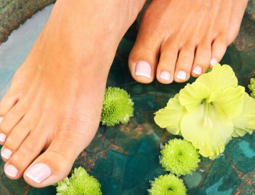Why is nail fungus cosmetic?